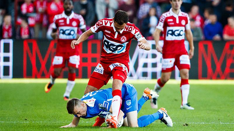 KV Kortrijk - KRC Genk