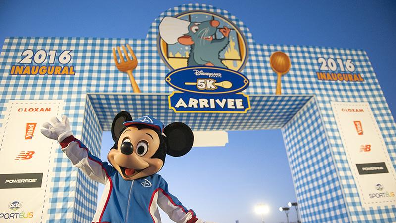 1ste Disneyland Halve Marathon