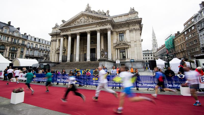 Belfius Brussels Marathon 2016