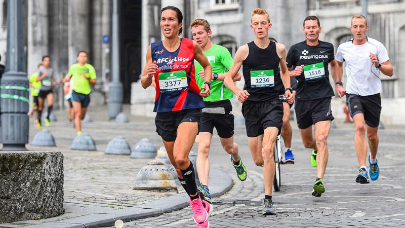 Liège 10 km 2016
