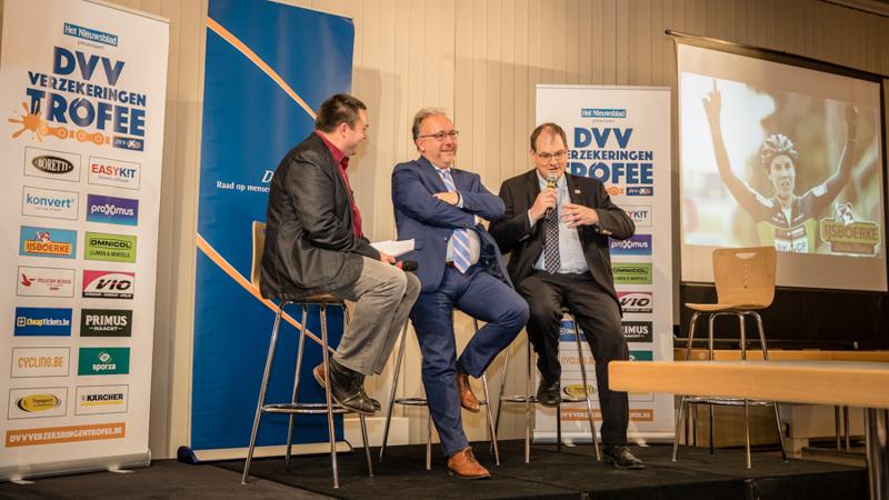 DVV Verzekeringen Trofee: Voorstelling