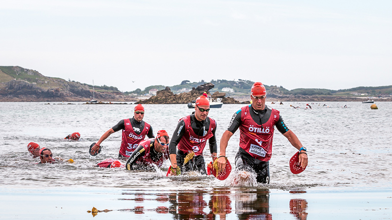 Swimrun Scilly Islands