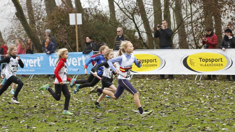 CrossCup Relays van Oost Vlaanderen - Gent 2016