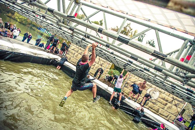 Spartacus Run Parc d'Enghien 2016