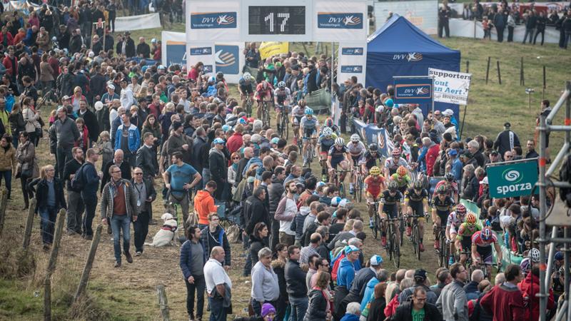 DVV Verzekeringen Trofee - Koppenbergcross 2016