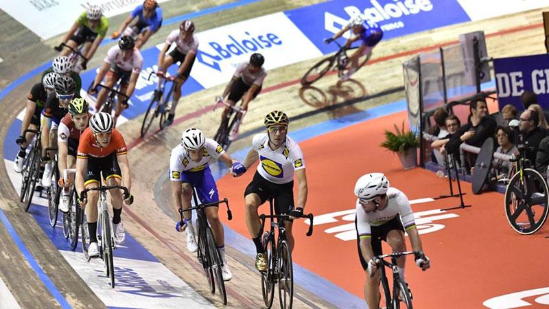 Lotto Z6sdaagse Vlaanderen-Gent 2016: Dag 3
