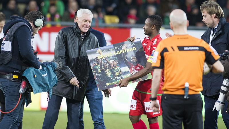 KV Oostende - RSC Anderlecht