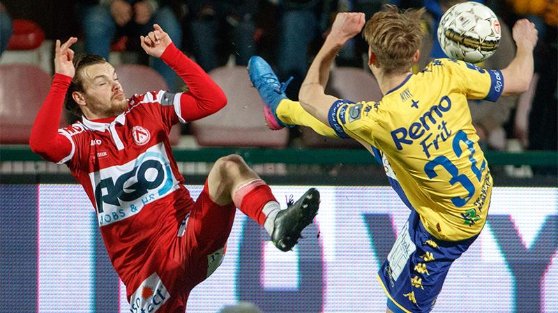 KV Kortrijk - Waasland-Beveren