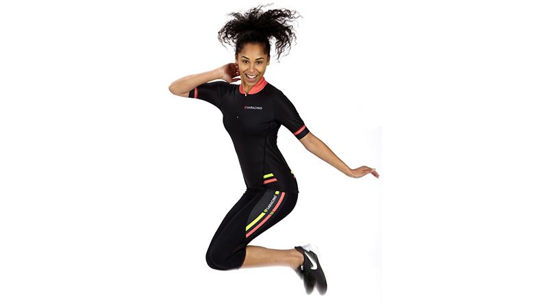 Saracino, sportkleding voor vrouwen