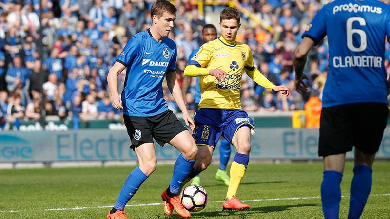 Club Brugge - STVV