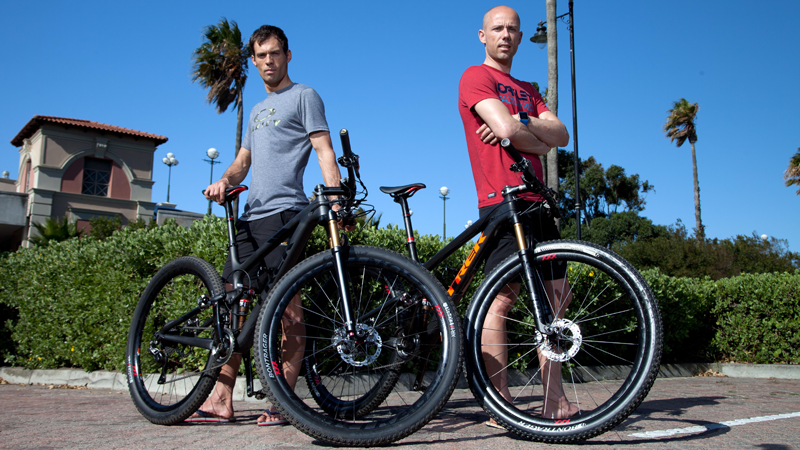 Sven & Sven in Cape Epic: deel 1
