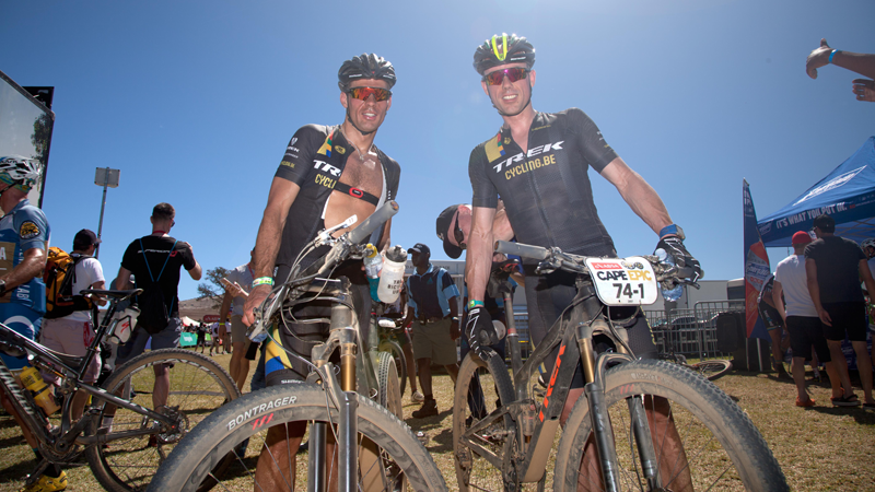Sven & Sven in Cape Epic: deel 2