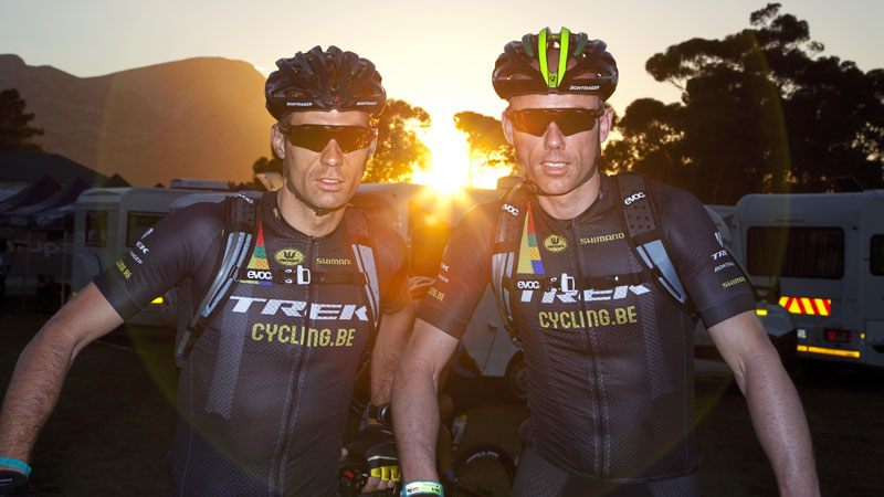 Sven & Sven in Cape Epic: deel 3