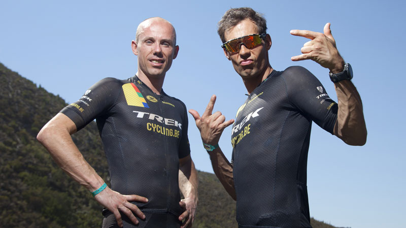 Sven en Sven in Cape Epic: deel 5