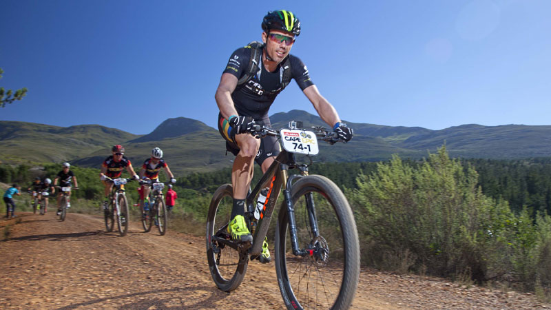 Sven & Sven in Cape Epic: part 8