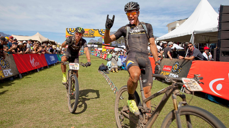 Sven & Sven in Cape Epic: part 9