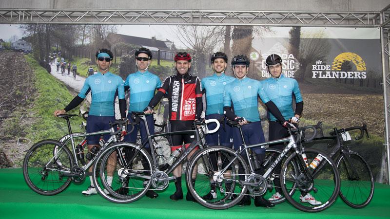 Merckx CC rijdt de Ronde met eerste prijsvraagwinnaar