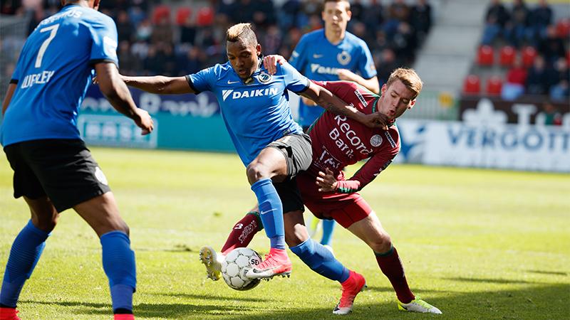 Charleroi - AA Gent
