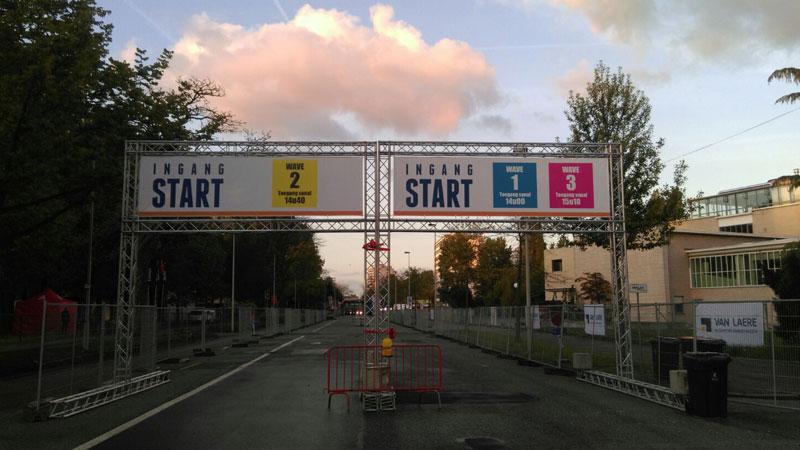 Antwerp 10 Miles & Marathon 2017
