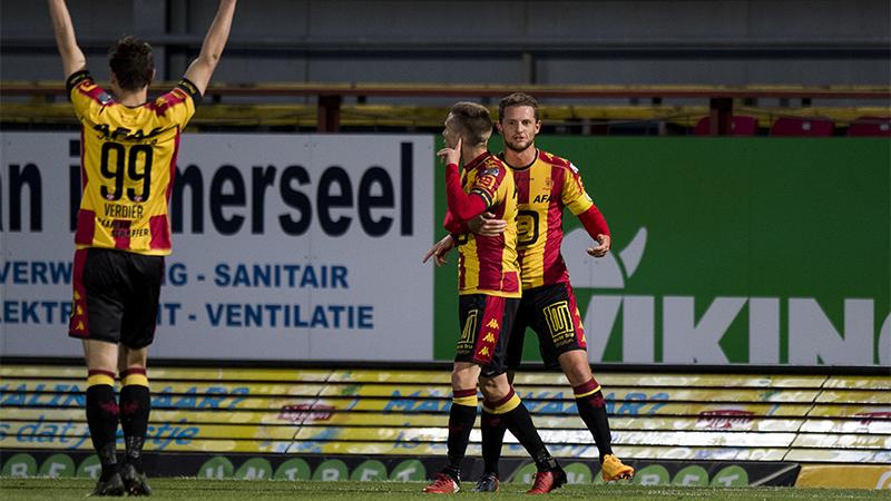 KV Mechelen - STVV