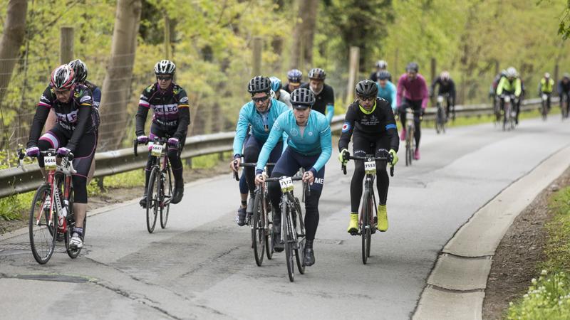 Liège-Bastogne-Liège Challenge met Merckx CC