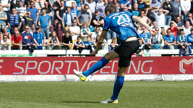 Samenvatting Club Brugge - Gent