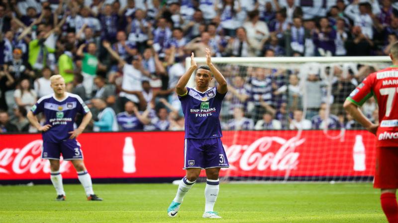 Samenvatting Anderlecht - Oostende