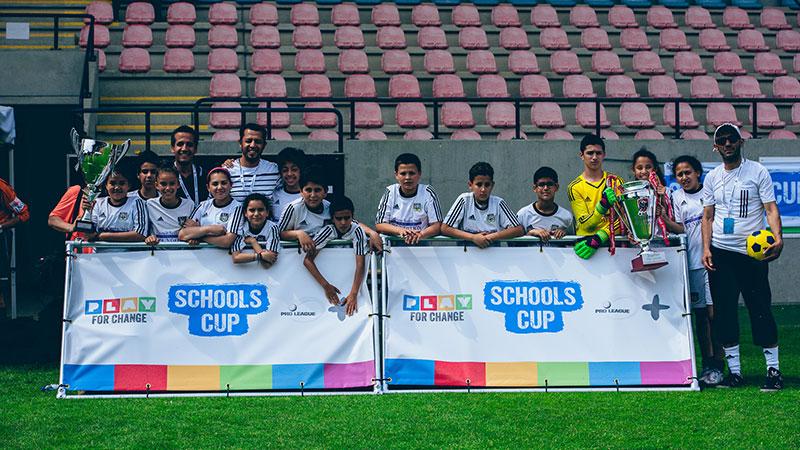 Pro League Schools Cup 2017