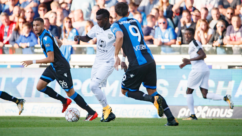 Samenvatting Club Brugge - Eupen