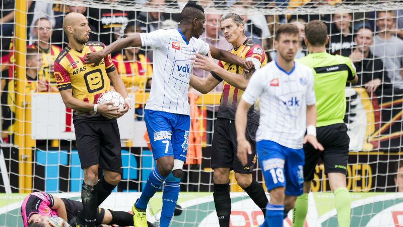 KV Mechelen - AA Gent