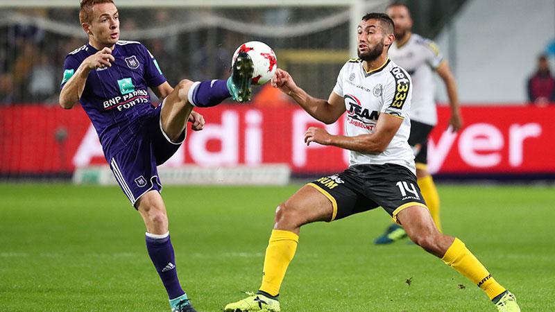 RSC Anderlecht - Sporting Lokeren