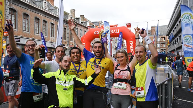 Jogging Ville de Namur 2017