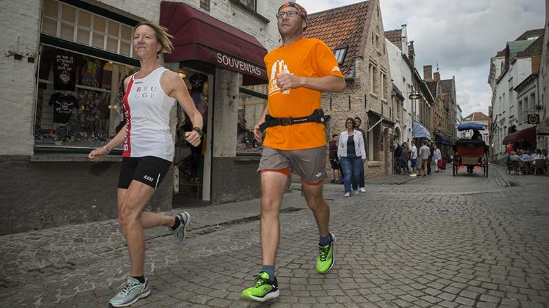 Verkenning Great Bruges Marathon