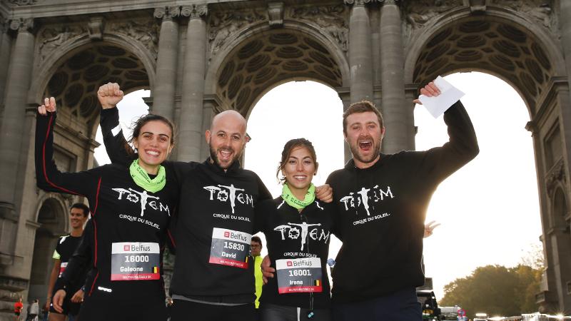 Belfius Brussels Marathon 2017