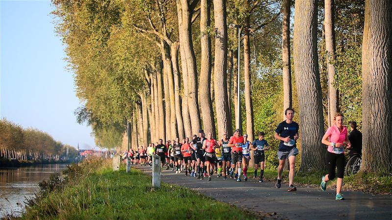 Generali Great Bruges Marathon pakt uit met vernieuwd parcours en Family Walk