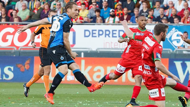 KV Oostende - Club Brugge