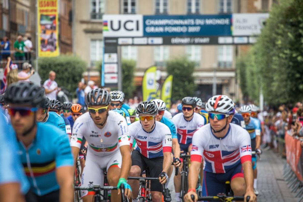 UCI Gran Fondo World Championships Albi