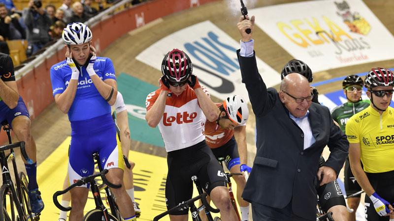 Lotto Z6sdaagse Vlaanderen-Gent 2017: Dag 1