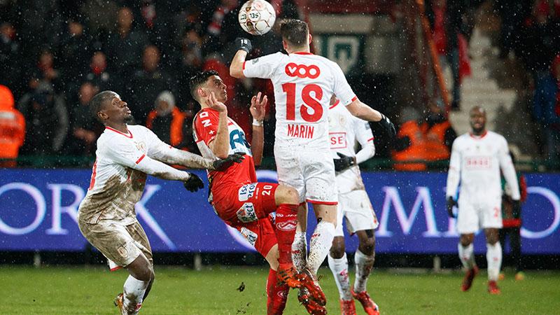 KV Kortrijk - Standard
