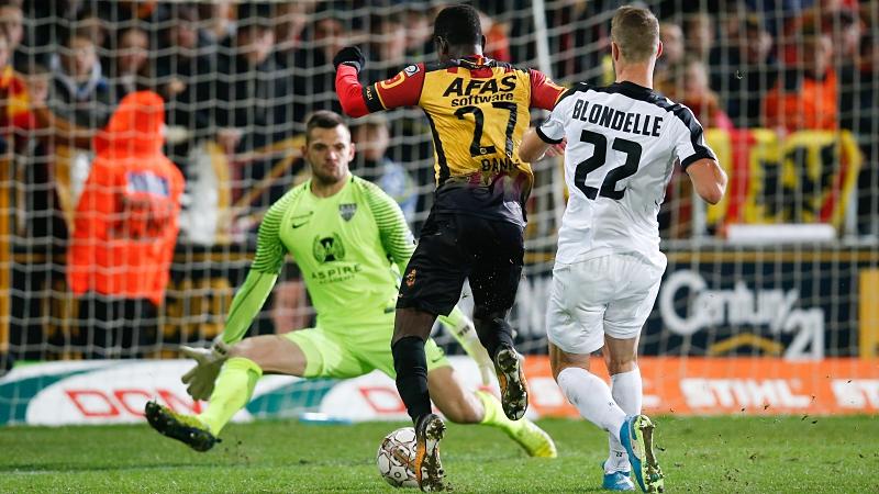 Samenvatting KV Mechelen - Eupen