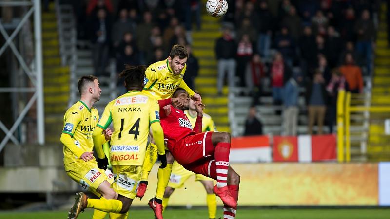 Antwerp - KV Oostende