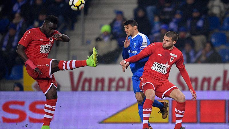 KRC Genk - Antwerp FC