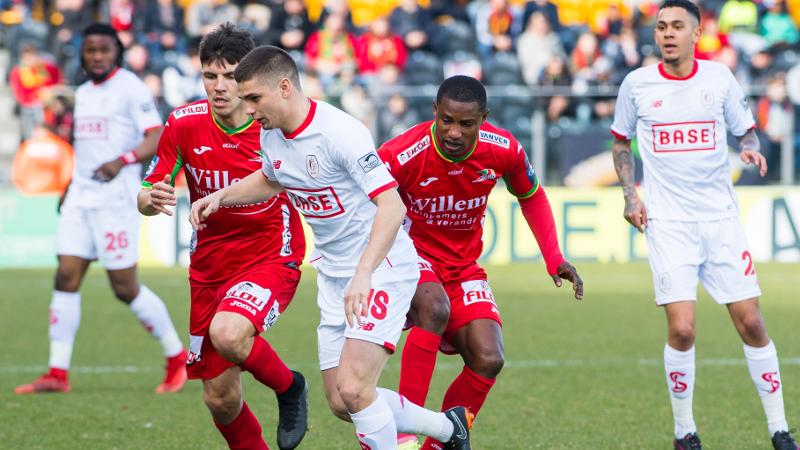 Samenvatting KV Oostende - Standard