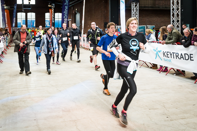 CittA Antwerp Urban Trail 2018