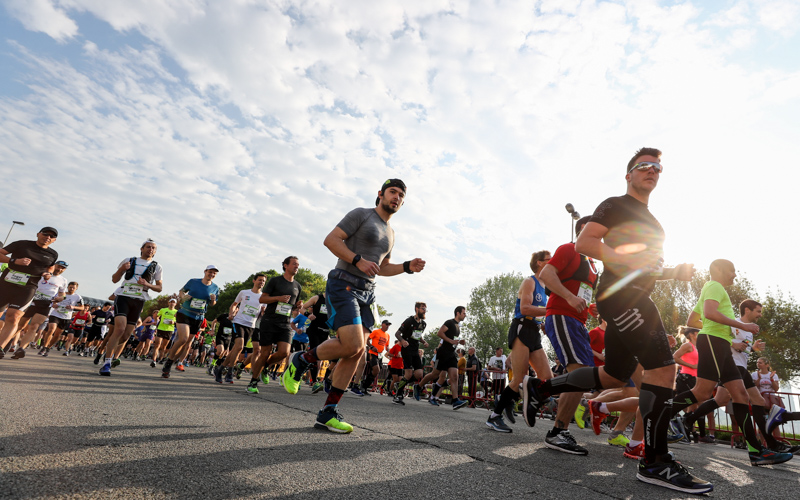 Antwerp 10 Miles & Marathon