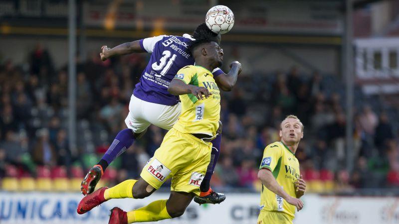 Résumé KV Ostende - Beerschot-Wilrijk