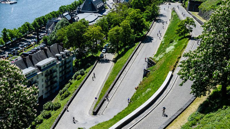 Tour de Namur Cyclo 2018