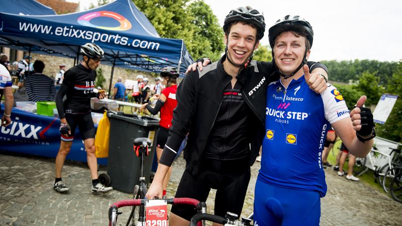 Euro Shop Elfstedenronde Cyclo 2018