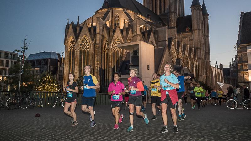Runners' lab Midzomernachtrun 2018