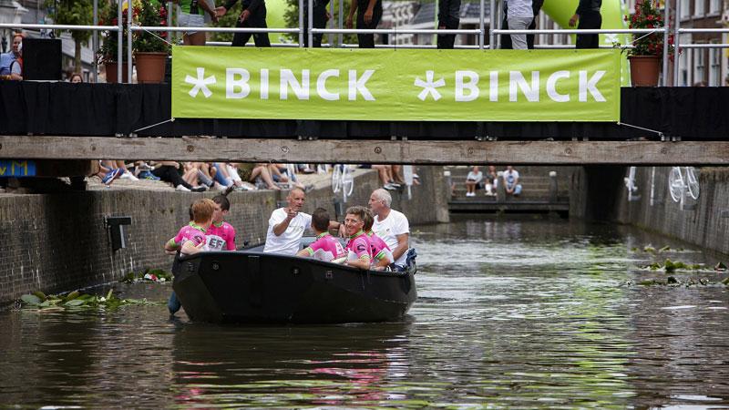 BinckBank Tour: Team presentation